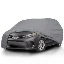 Full Car Cover for 2004 Toyota Sienna Mini Van Sun UV Protection Waterproof
