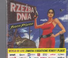 RENATA PRZEMYK - RZEZBA DNIA DELUXE NEW & SEALED TOP RARE OOP CD POLAND POLEN