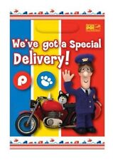 Postman Pat Children's Kids Party Favour Gift Goody Loot Bags Pack Of 8
