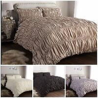 BEDDING SET DUVET COVER WITH PILLOW CASE QUILT COVER SINGLE DOUBLE KING SUPER