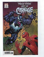 Web Of Venom Cult Of Carnage # 1 Cassara Variant NM Marvel