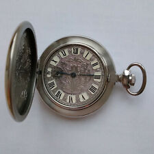 Russian Molniya Molnija St. Petersburg Mechanical Pocket Watch
