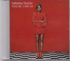 Sabrina Starke-Toss Me A Dream promo cd single