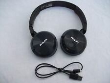 Philips SHB3060BK/00 Bluetooth-Kopfhörer schwarz Headset