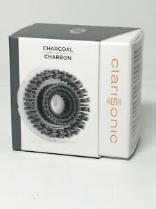 Clarisonic Detoxifying Charcoal Brush Head For All Clarisonic Devices New Boxed