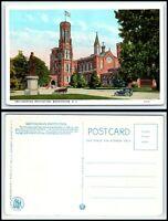 WASHINGTON DC Postcard - Smithsonian Institution A8