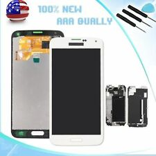 For Samsung Galaxy S5 G900F i9600 Touch Screen Digitizer LCD Display Replacement