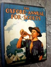 Herbert Strang, Editor  THE OXFORD ANNUAL FOR SCOUTS  11th Year, GM10