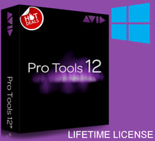 Avid Pro Tools Hd v12.5 Full Edition🔑Lifetime✔� Instant Delivery🚀Windows 64🔥🎵