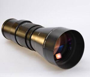 PRAKTICAR 5,6/500 MC M42 ⭐19 Lamellen - BOKEH ⭐ F/5.6 500mm Tele ⭐ TOP ⭐  (2932)