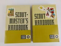 Scout Masters Handbook 1972 - Sixth & Eighth Edition
