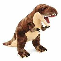 T-REX DINOSAUR PLUSH SOFT TOY 30CM STUFFED ANIMAL BY WILD REPUBLIC
