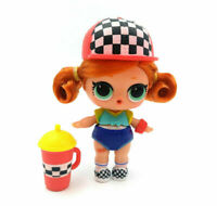 LOL Surprise! L.O.L. Girl Doll Figure Makeover Series 5 SK8ER GRRRL Hair Goals