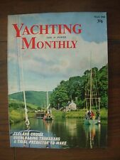 VINTAGE THE YACHTING MONTHLY MAGAZINE MAY 1968