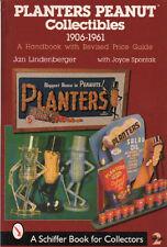 2 Book Set - PLANTERS PEANUTS COLLECTIBLES 1906 - 1999