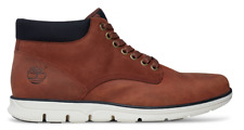 Uomo Timberland Bradstreet Chukka Leather Sneakers Marrone 45