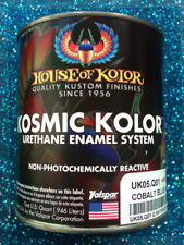 House of Kolor UK05 Kandy Cobalt Blue Kosmic Kolor 1 Quart