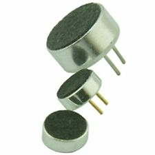 Omni-directional Microphone 6mm With Solder Pads
