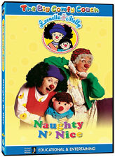 The Big Comfy Couch - Naughty N' Nice (DVD)  NEW