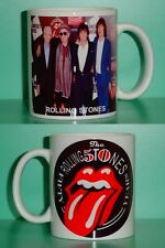 ROLLING STONES - Mick Jagger - with 2 Photos - Designer Collectible GIFT Mug 03