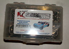 Associated Prolite 4X4 Rtr Rc Screwz Screw Set Stainless Steel Ass053