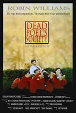 """DEAD POET'S SOCIETY Movie Poster [Licensed-NEW-USA] 27x40"""" Theater Size"""