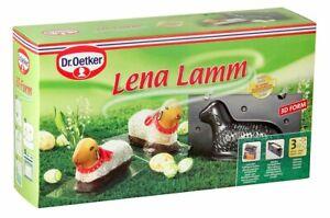 Dr. Oetker Lammbackform Ostern Vollbackform Backform Lamm Lämmchen Osterlamm