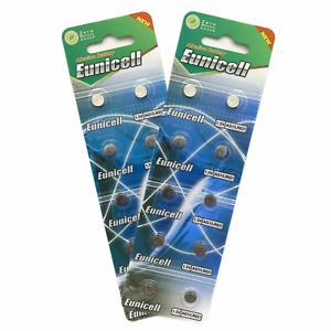20x AG1 LR621 batteries SR621SW 364 LR60 L621 battery Eunicell button coin UK