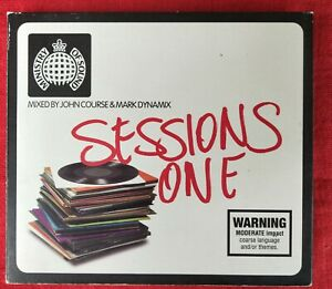 Ministry of Sound - the Sessions One 1 double 2 x cd good used condition