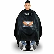 Jovinno - Large Size Professional Quality Hair Cutting Barber/Salon Cape Gown