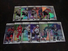 1999-00 SP Authentic Hockey---Supreme Skill---Complete Set 1-11---NrMt