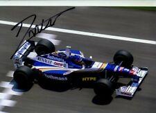 Jacques Villeneuve Williams FW19 F1 World Champion 1997 Signed Photograph 5