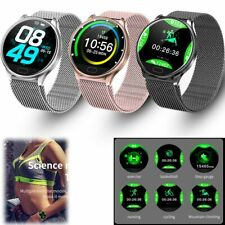 Sports Smart Watch Fitness Tracker Remote Camera for Android iOS Cell Phones