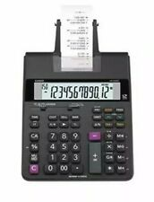 🔥Casio Office Products Hr-200Rc Mini-Desktop Printing Calculator Black🔥🔥🔥🔥