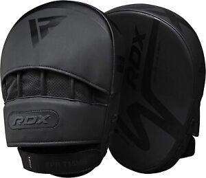 RDX Boxing Pads MMA Muay Thai Hook & Jab Focus Punch Mitts Kickboxing Training