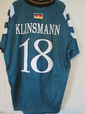 Germany Euro 1996 Away Klinsmann 18 Football Shirt Size XXL /39196 Extra Extra L