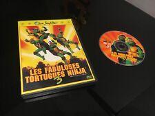 LES FABULOSES TORTUGUES NINJA 3 DVD TEENAGE MUTANT NINJA TURTLES 3