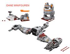 LEGO Star Wars - Defense of Crait 75202 NEU OHNE MINIFIGUREN + OHNE BOX!!!