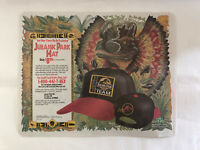 VERY HARD TO FIND, JURASSIC PARK Placemat - BRAND NEW with NO GREASE STAINS!!