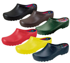 Alsa Fashion Jolly Clog Hausschuhe Gartenschuhe Gartenschlappen Schuhe 35-47