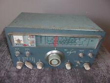 VINTAGE NATIONAL NC-270 TWO SEVENTY HAM RADIO RECEIVER