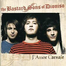 BASTARD SONS OF DIONISO-L'AMOR CARNALE X FACTORCD  NUOVO SIGILLATO