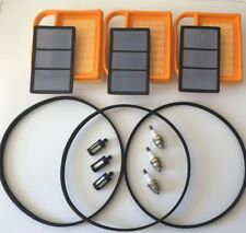 STIHL Air Filter Service Kit Contains Screen Paper X 10 Sets Suits Ts410