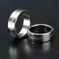 1pcs Magic Strong Magnetic Ring Finger PK Magician Props Ni Trick Show Tool I0B2