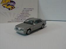 """Herpa 038782-Mercedes-Benz e 320 Coupé in """"argento metallizzato"""" 1:87 NUOVO"""