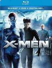 X-men Blu-ray Triple Play Dhd by Marsden, James, McKellen, Ian, Stewart, Patric