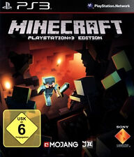 Minecraft Sony PlayStation 3 Ps3 Boxed