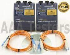 Fluke Dtx Mfm Mm Fiber Modules 4 Dtx 1200 Dtx 1800 Dtx
