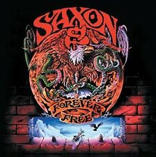 Saxon - Forever Free [New Vinyl] Colored Vinyl, UK - Import