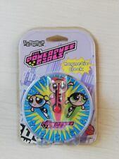 Reloj Powerpuff Girls Magnético The